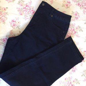 original fit, tapered leg, indigo blue, 10
